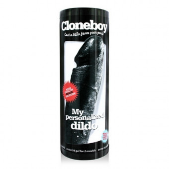 Набор скульптора Cloneboy - Dildo Black Gay Packaging